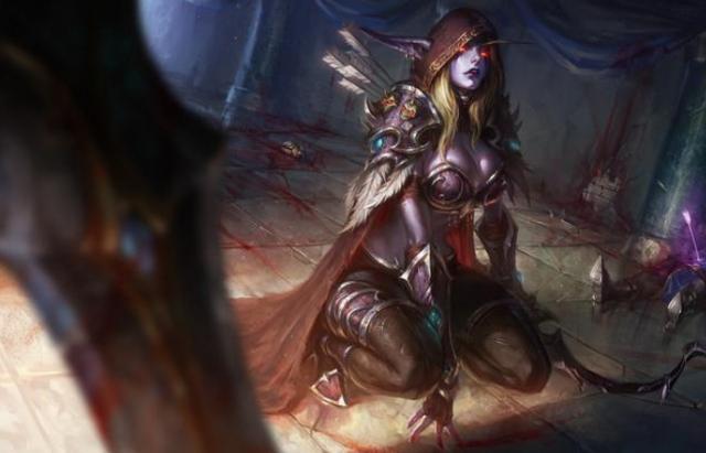 魔兽世界9.0希尔瓦娜斯或成新任巫妖王!玩家:这剧情令人喷饭