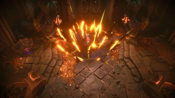 《暗黑血统:创世纪》Steam预售开启限时优惠价84元_恶魔