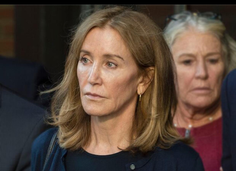 美國招生醜聞涉案家長女演員霍夫曼入獄服刑