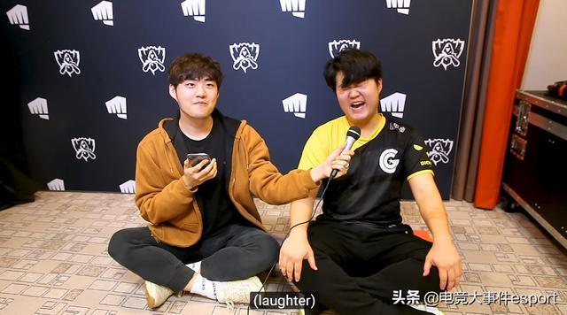 Bang采访遭SKT暴打后的Huni:他们确实强,我承认我输给Khan了