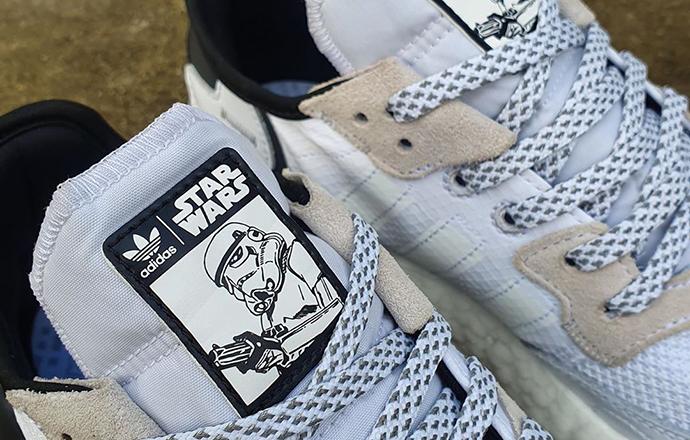 星战联名再启,现在是adidas打造新球鞋!