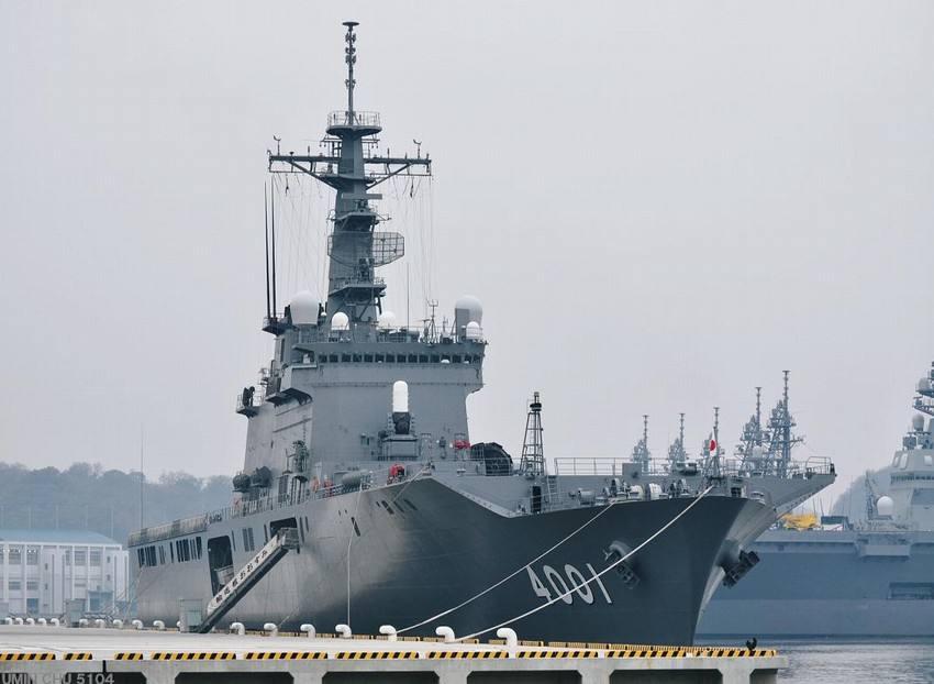 大隅級登陸艦:以維和之名建造的運輸船,常被誤認為兩棲攻擊艦_日本