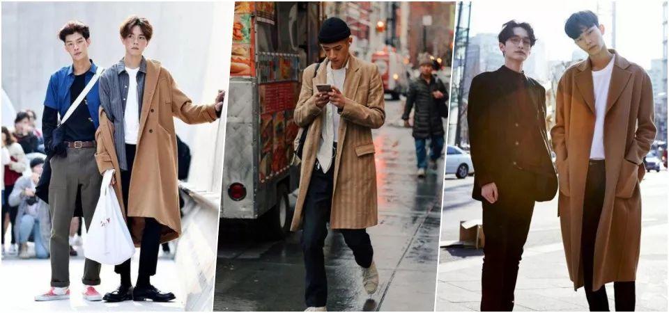 秋季就是要穿风衣!以3种混搭方式打造帅气的街头印象