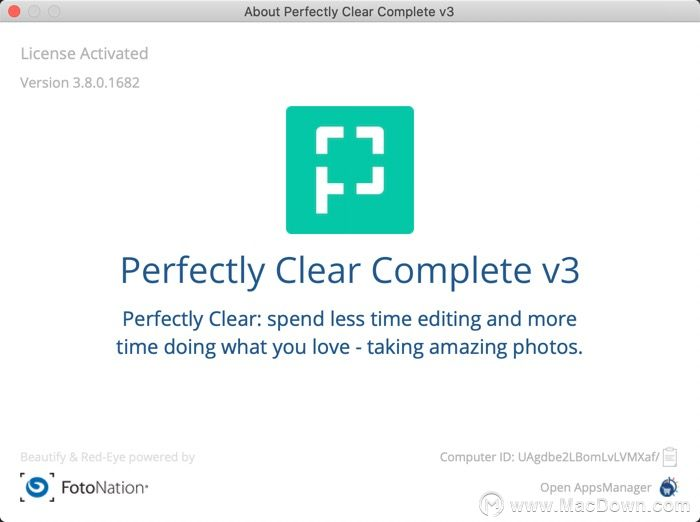 Athentech Perfectly Clear Complete V3 Mac ps lr智能修图软件
