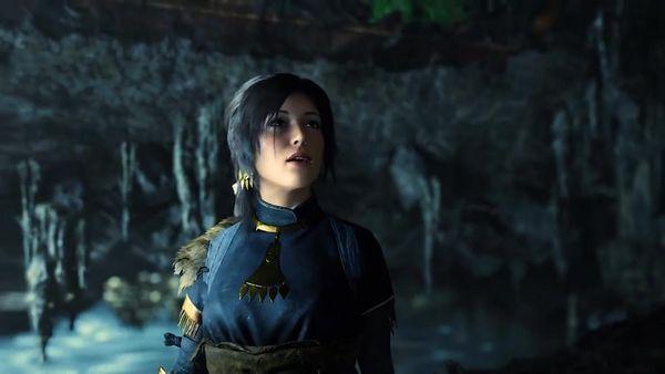 《古墓丽影:暗影决定版》将于11月5日发售