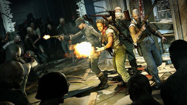 《僵尸部队4:死亡战争》新预告PC版2020年2月4日发售_战斗