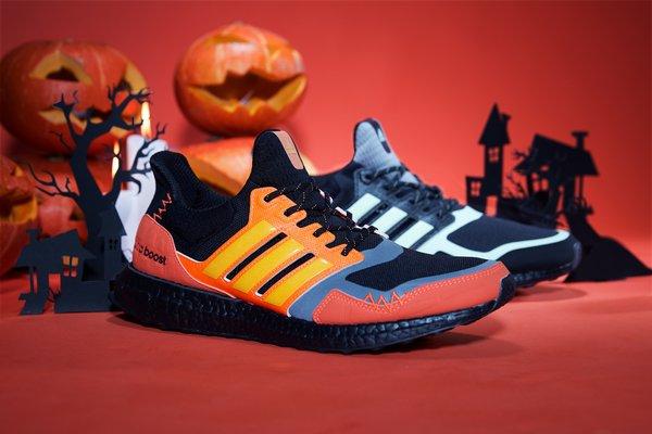 阿迪达斯推出UltraBOOSTGHOUL系列跑鞋
