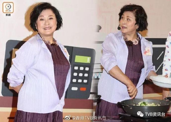 签约邵氏!70岁TVB老戏骨暂不拍剧