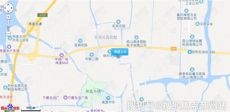 荣盛上元怎么样房价走势最新楼盘动态