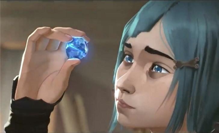 《英雄联盟》动画公布,将于2020年播出_克斯