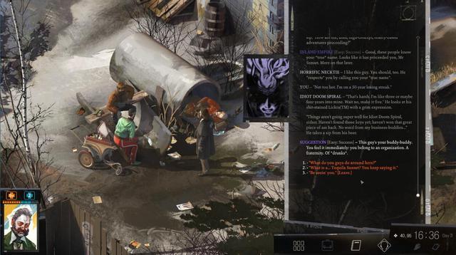 这游戏开发15年,发售当天登顶Steam热销,国区玩家集体求中文_迪斯科