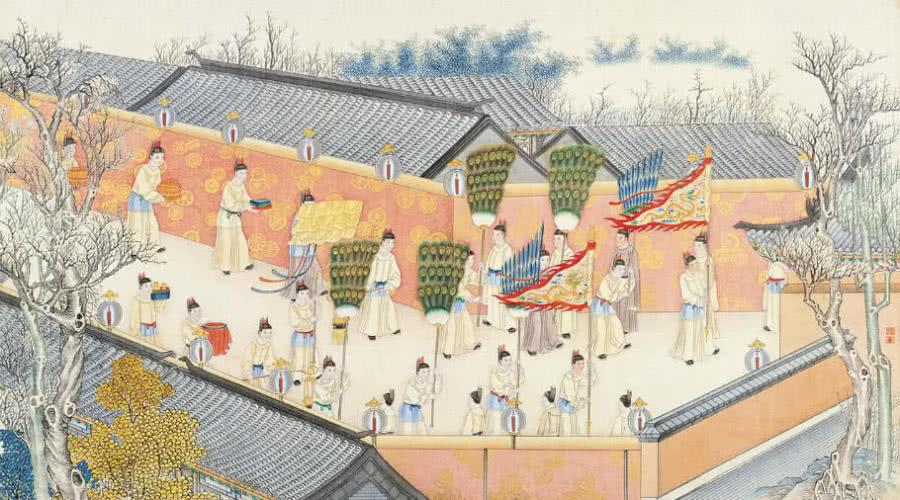 历史还原红楼梦真相,贾元春升妃是阴谋,赐死后贾
