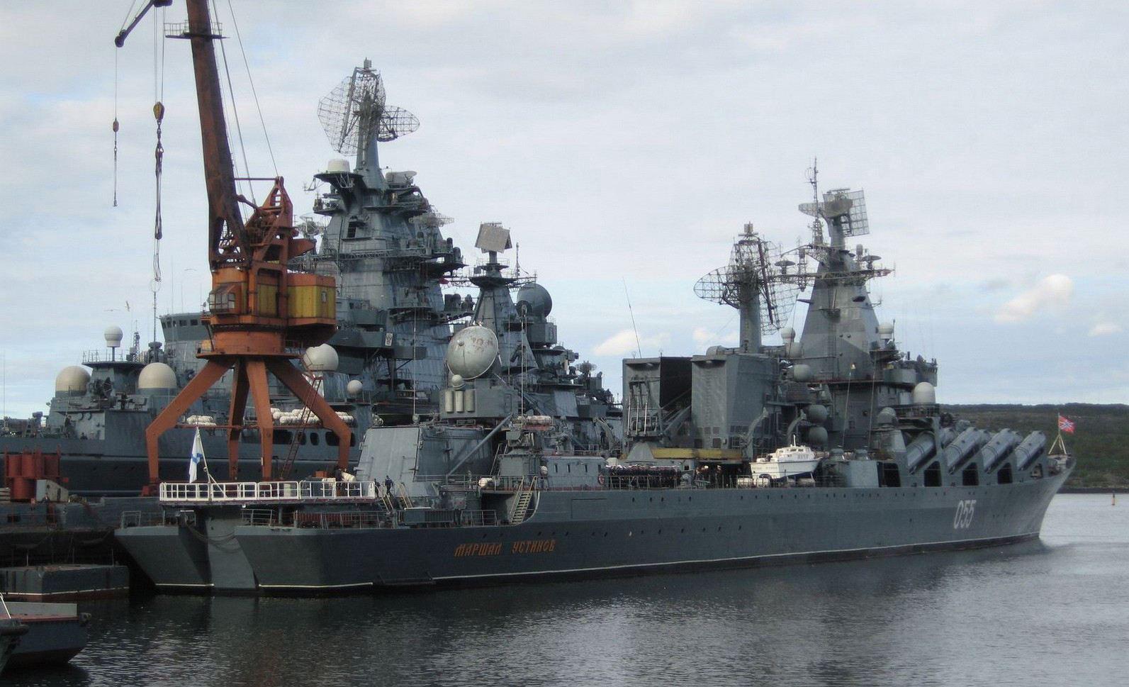 055號巨艦調轉目標,真正對手不再是美海軍,警告立竿見影_武裝