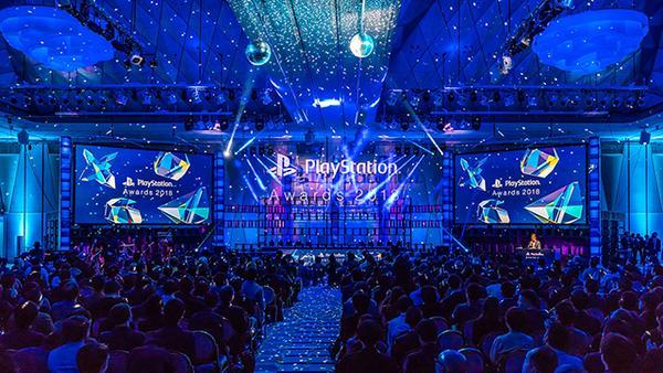 PlayStationAwards2019将于12月3日举办