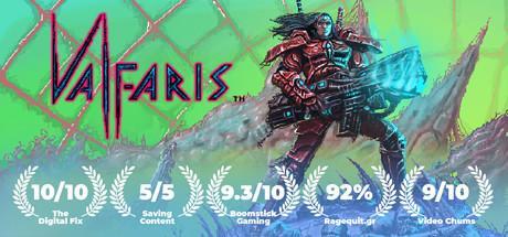 垂死恒星!重金属2D平台动作游戏《Valfaris》上架Steam_要塞