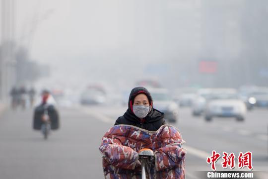 明日起华北中南部大气扩散条件转差部分地区有轻度霾