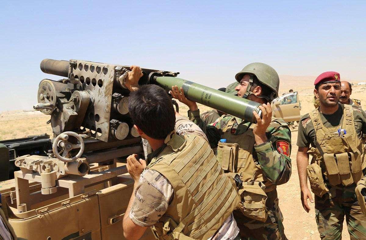 庫爾德士兵血戰土耳其大軍,耗光彈藥遭俘虜,拒絕投降遭斬首_武裝