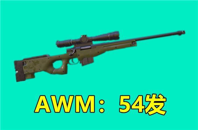 """""""吃鸡""""里空投装甲车防御有多强?awm打爆需要54枪,用它要500枪"""