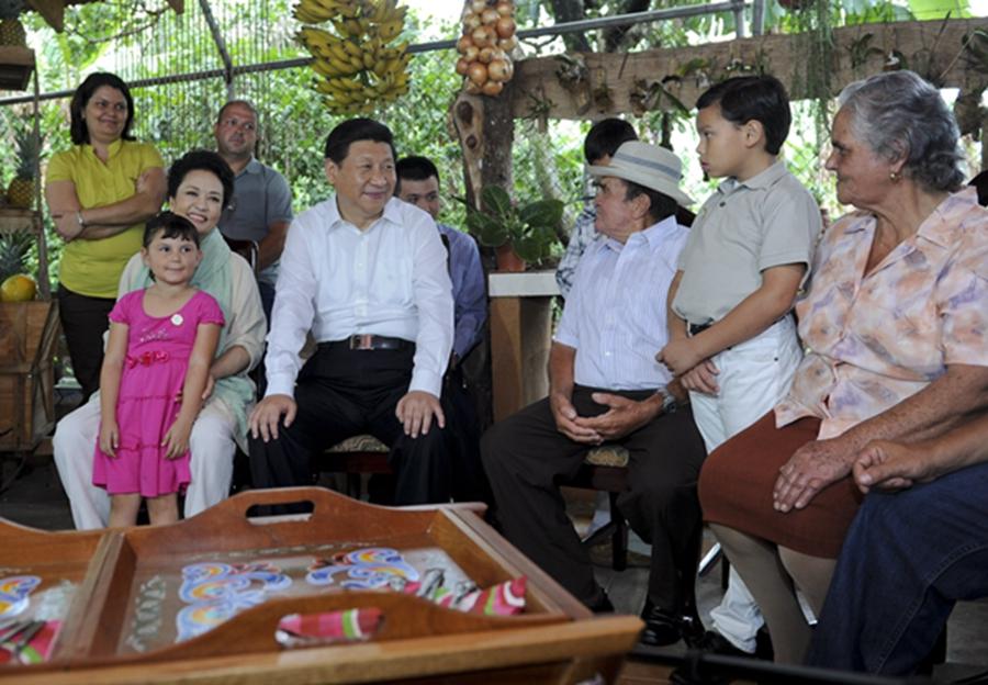 第一报道|习主席这样推动中国与世界的粮食合作
