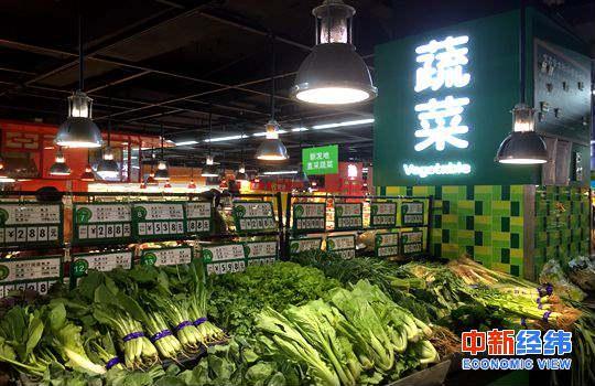 菜价跌破历史同期!官方:防出现区域性结构性大幅波动_蔬菜