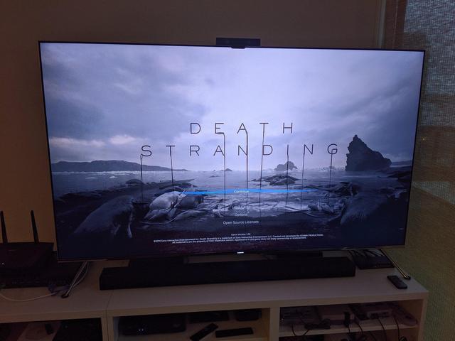 表现力十足《死亡搁浅》进入游戏开始画面曝光