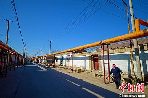 生态环境部:保障农村居民清洁取暖、温暖过冬_周边地区