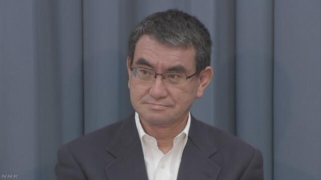 """日本自民党总裁后年换届防卫相河野称想当""""下一个安倍"""""""