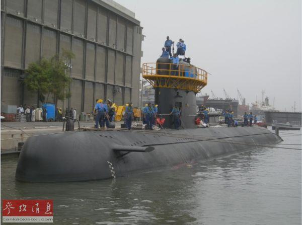 土耳其为巴基斯坦升级潜艇将承担水下核打击任务
