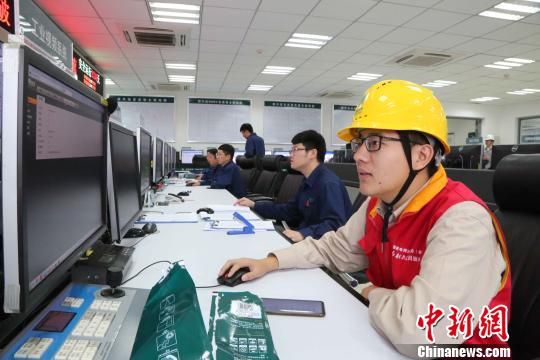 宁夏3年向浙江输送电能近千亿千瓦时