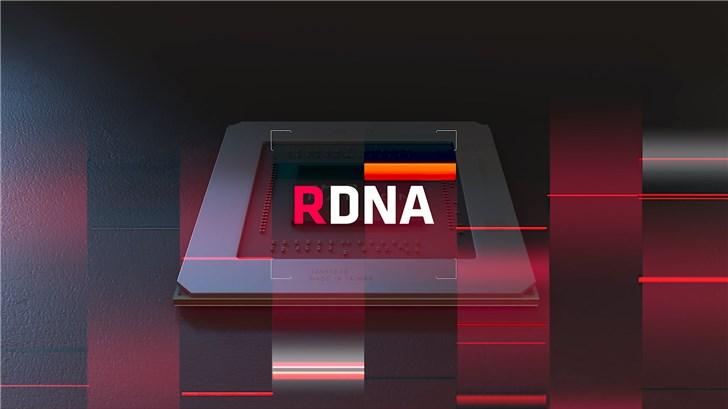AMDRX5700M笔记本显卡曝光,120WTDP