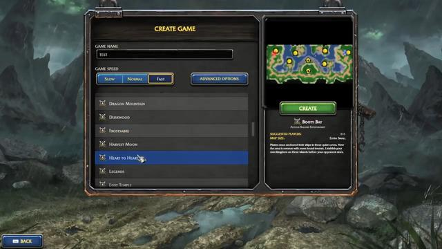 《魔兽争霸3:重制版》B测vs疯狂电脑实机演示_玩家