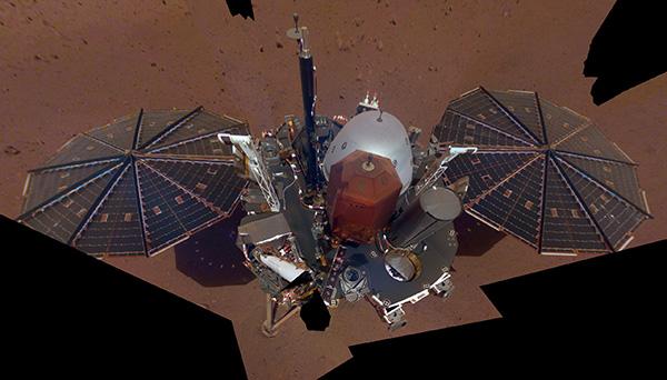 """美""""洞察""""号测温装置恢复下探作业,有望继续量火星""""体温"""""""
