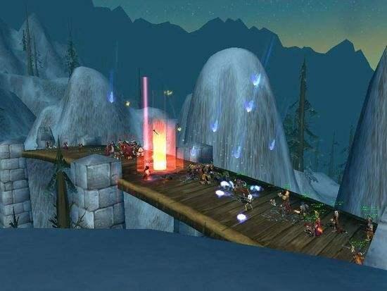 《魔兽世界》有谁还记得辉煌和部落军校?