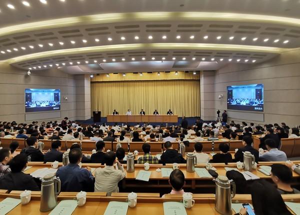 浙江:当好新时代法治政府建设排头兵