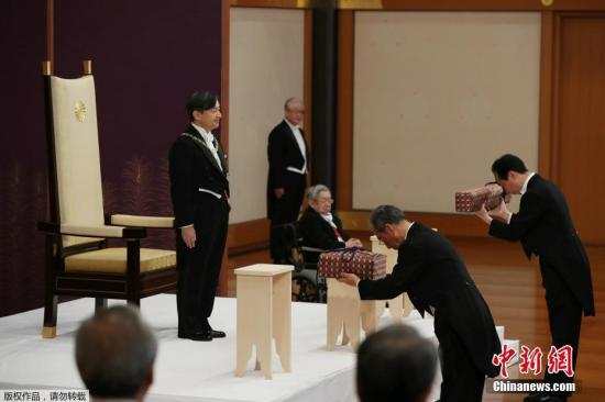 为应对台风灾情日本推迟天皇登基后的游行庆祝活动