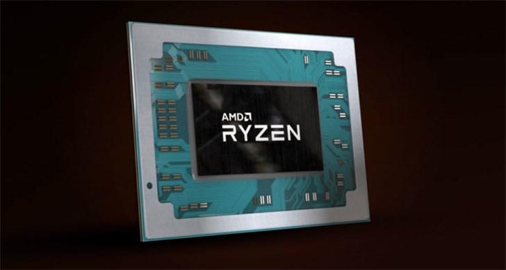 AMD 新款移動處理器曝光,45W R9來了_Ryzen