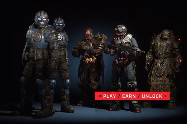 """《战争机器5》季票和""""终结者""""包共添六名角色"""