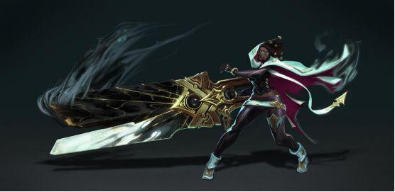 设计师公布未来英雄蓝图全新射手携重装战士将至