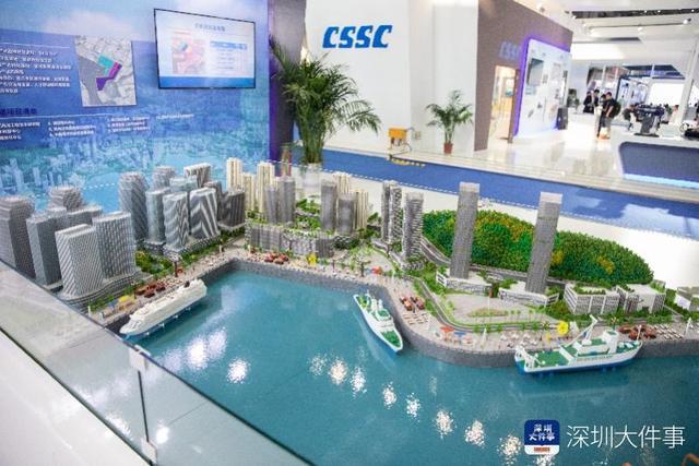 海博会签约7.4亿,深圳未来几年将投上千亿建全球海洋中心城市