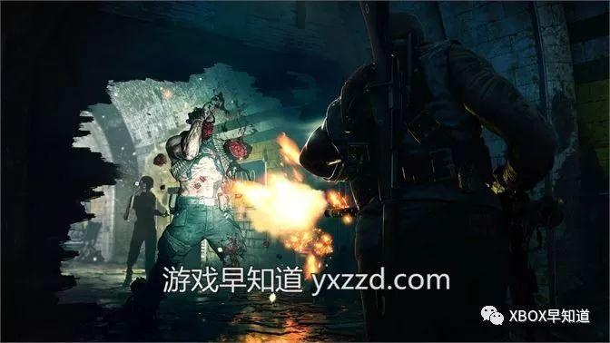 《僵尸部队4:死亡战争》公布20年2月发售XboxOne预购已开放