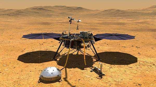 """被困7个月无法动弹,火星上的""""鼹鼠""""得救了,现在开始继续挖洞"""
