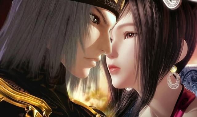 天行九歌里有那幺多美女,卫庄为什幺独爱红莲?
