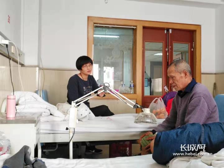 鄭小玲:真情幫扶情暖貧困戶