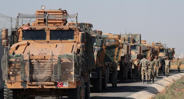 曼比季被敘利亞政府軍控制,意味著庫爾德人建國的美夢破滅_埃爾多安