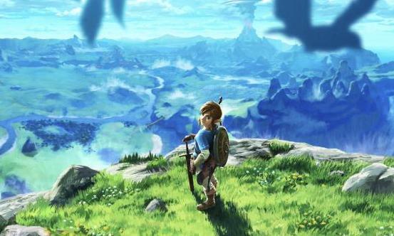 《塞尔达传说:荒野之息》:抑郁症患者与游戏结缘,愿你被世界温柔以待_Buck