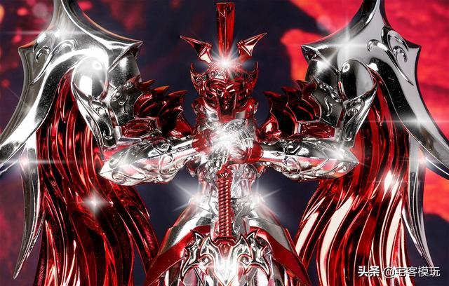 模玩资讯:万代圣衣神话EX战神阿瑞斯测评_金属红