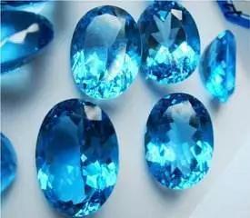 海蓝宝石、托帕石、蓝宝石傻傻分不清楚?看完你就会了