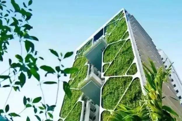 绿色建筑的基本原理_建筑速写
