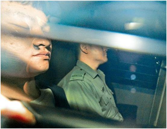 港媒:杀人嫌犯陈同佳对引发香港之乱内疚,愿去台湾自首