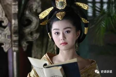 唐玄宗最爱的女人竟 然是她 杨贵妃居然落选了